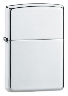 Bricheta Zippo Armor Case High Polish Sterling Silver (argint masiv)