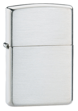 Bricheta Zippo Armor Case Brushed Sterling Silver (argint masiv)