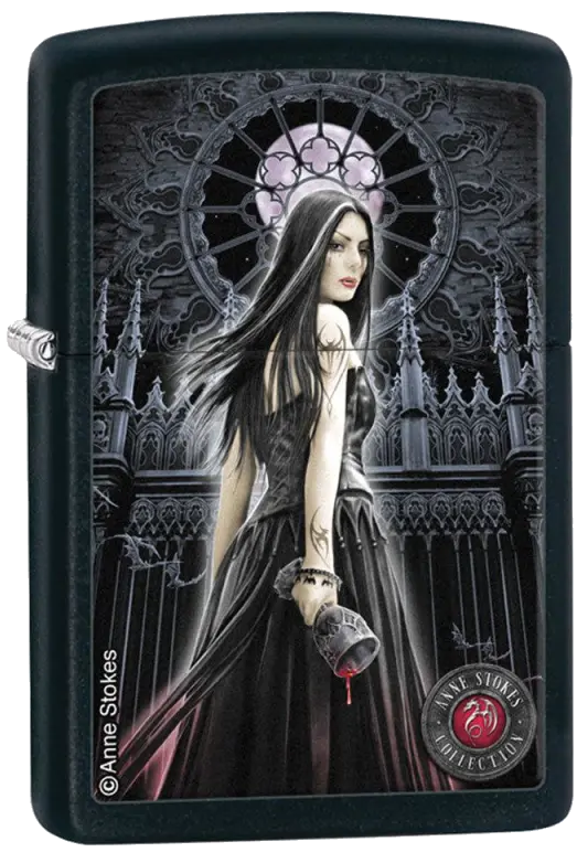 Bricheta Zippo Anne Stokes Collection no.5