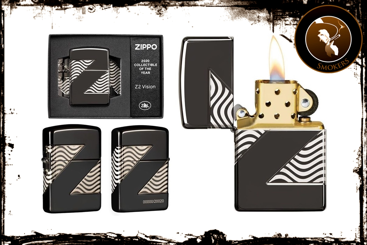 Zippo Collectible of the Year 2020 - Z2 Vision - Editie limitata!